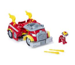 Pojazd / tor i garaż Spin Master Psi Patrol Mighty Pups Pojazd transformujący Marshall