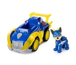 Pojazd / tor i garaż Spin Master Psi Patrol Mighty Pups Pojazd policyjny deluxe Chase