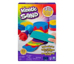 Zabawka kreatywna Spin Master Kinetic Sand Zestaw tęczowych narzędzi