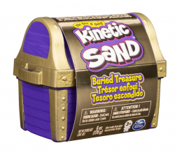 Zabawka kreatywna Spin Master Kinetic Sand Zaginiony skarb