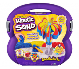 Zabawka kreatywna Spin Master Kinetic Sand Fontanna piasku