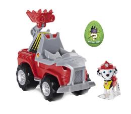 Pojazd / tor i garaż Spin Master Psi Patrol Dino Marshall + losowy dinozaur