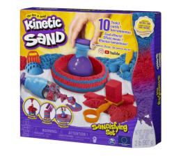 Zabawka kreatywna Spin Master Kinetic Sand Zestaw z akcesoriami