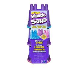 Zabawka kreatywna Spin Master Kinetic Sand Błyszczący zestaw