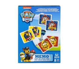 Gra dla małych dzieci Spin Master Psi Patrol gra Memory 48 kart