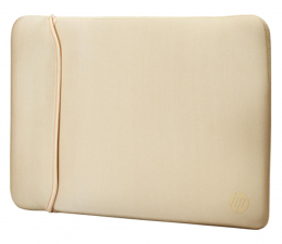 "Etui na laptopa HP Neoprene Reversible Sleeve (czarno-złote) 14"""