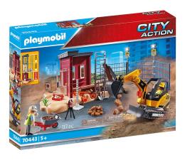 Klocki PLAYMOBIL ® PLAYMOBIL Mała koparka z elementem konstrukcyjnym