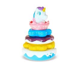 Zabawka dla małych dzieci Dumel Piramidka Jednorożec
