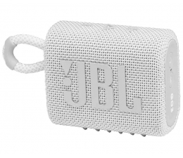 Głośnik przenośny JBL GO 3 Biały