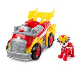 Pojazd / tor i garaż Spin Master Psi Patrol Mighty Pups pojazd wóz strażacki Marsha