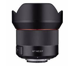 Obiektywy stałoogniskowy Samyang AF 14mm F2.8 Nikon F