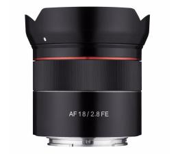 Obiektywy stałoogniskowy Samyang AF 18mm F2.8 Sony FE