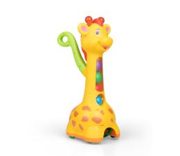 Zabawka dla małych dzieci Dumel Discovery Żyrafa Piłeczkowy Pościg 52365