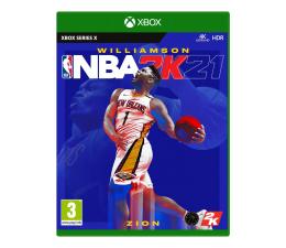 Gra na Xbox Series X Xbox NBA 2K21