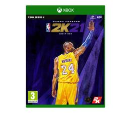 Gra na Xbox Series X Xbox NBA 2K21 - Mamba Forever Edition