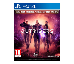 Gra na PlayStation 4 PlayStation Outriders Day One Edition
