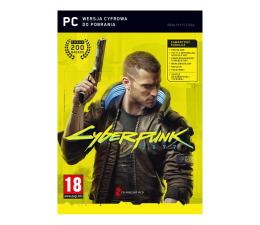 Gra na PC PC Cyberpunk 2077