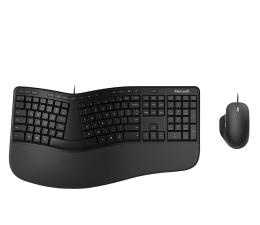 Zestaw klawiatura i mysz Microsoft Ergonomic Desktop