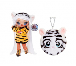 Figurka MGA Entertainment Na! Na! Na! Surprise 2w1 Bianca Bengal