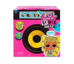 Figurka L.O.L. Surprise! Remix Tots Hair Flip