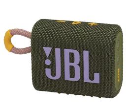 Głośnik przenośny JBL GO 3 Zielony