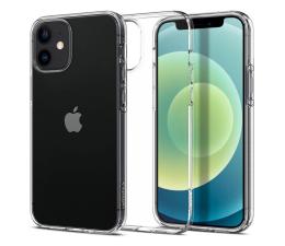Etui / obudowa na smartfona Spigen Liquid Crystal do iPhone 12 Mini Clear