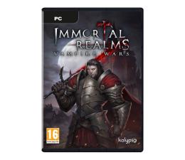 Gra na PC PC Immortal Realms: Vampire Wars