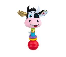 Zabawka dla małych dzieci Dumel Grzechotka Krowa Clara