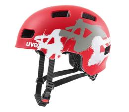 Ochraniacz/kask UVEX Kask Hlmt 4 cc czerwony graffiti 51-55cm