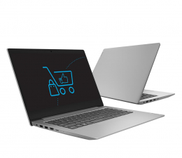 "Notebook / Laptop 14,1"" Lenovo IdeaPad Slim 1-14 A6/4GB/256"