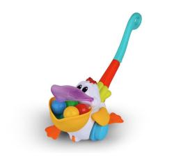 Zabawka dla małych dzieci Dumel Piłeczkowy Pelikan