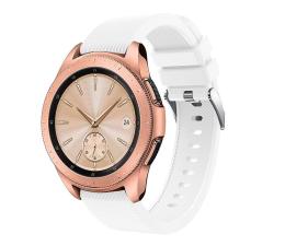 Pasek / bransoletka Tech-Protect Pasek Smoothband do smartwatchy biały