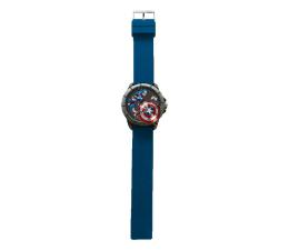 Zabawka interaktywna EUROSWAN Zegarek analogowy Avengers w metalowym opakowaniu MV15785
