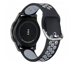 Pasek / bransoletka Tech-Protect Pasek Softband do smartwatchy black/grey
