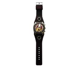 Zabawka interaktywna EUROSWAN Zegarek analogowy Avengers w metalowym opakowaniu MV15788