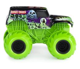 Pojazd / tor i garaż Spin Master Monster Jam Spin Rippers Grave Digger 1:43