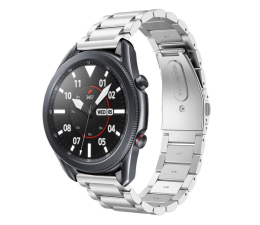 Pasek / bransoletka Tech-Protect Bransoleta Stainless do smartwatchy silver