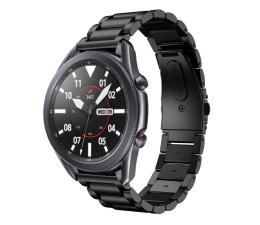 Pasek / bransoletka Tech-Protect Bransoleta Stainless do smartwatchy black