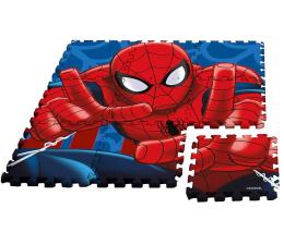 Mata edukacyjna EUROSWAN Mata piankowa Puzzle 9 elementów Spider-Man