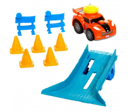 Pojazd / tor i garaż Little Tikes Slammin' Racers Arena kaskaderska Stunt Jump