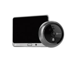 Domofon/wideodomofon EZVIZ DP1C Wizjer drzwiowy HD LED IR (dzień/noc)