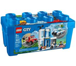 Klocki LEGO® LEGO City Policyjny zestaw klocków