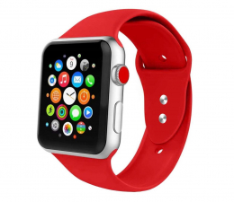 Pasek / bransoletka Tech-Protect Opaska Iconband do Apple Watch red