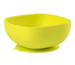 Miska / talerzyk dla dzieci Beaba Silikonowa miseczka z przyssawką yellow