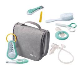Akcesoria pielęgnacyjne Beaba Kosmetyczka z 9 akcesoriami do pielęgnacji niemowląt grey