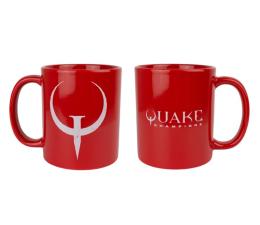 "Kubek / pojemnik z gier KochMedia Kubek Quake Champions ""Logo"""