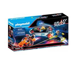 Klocki PLAYMOBIL ® PLAYMOBIL Galaxy Szybowiec policyjny