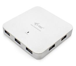 Hub USB i-tec USB-C 7x USB 3.0 + PD 60W