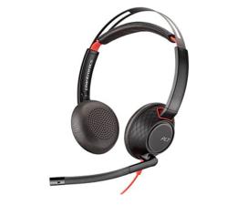 Słuchawki biurowe, callcenter Plantronics Blackwire C5220 USB-A + jack 3,5