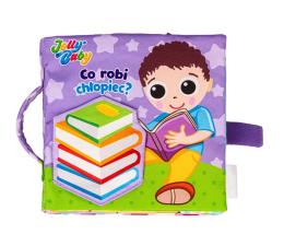 Zabawka edukacyjna Dumel Jolly Baby Co Robi Chłopiec?
